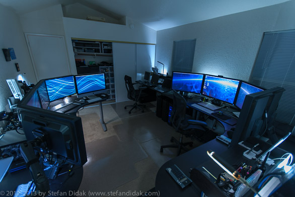 The Home Office Dreamy Setup Enjoy Build Logs