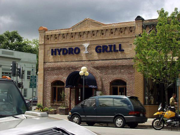 Hydro Grill Calistoga, CA