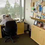 Steve Ballmer's Office