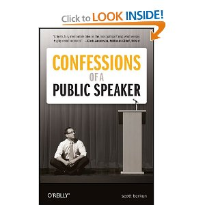 Confessions Of A Public Speaker, Scott Berkun