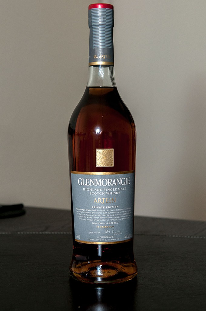 Glenmorangie Artein 15 year old Scotch Whiskey