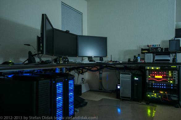 stefan didak – home office version 7 setup 'making of'